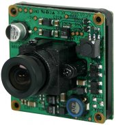 Eneo 1 3&quot Board Camera, Colour, 3.8mm, 550tvl, 12vdc