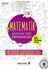 8.sınıf Matematik Kazanım Takip Denemeleri Koray Varol Akademi Ya