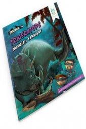 Dinozorlar Serisi 8 Triceratops Hırsızları Yakalıyor Dört Göz Yay