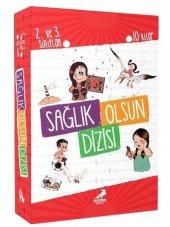 Sağlık Olsun Dizisi 10 Kitap Erdem Çocuk