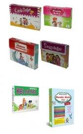 2.sınıf 5 Renk Tüm Hikayeler Kütüphane Setleri