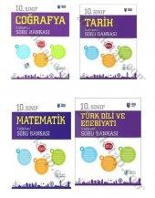 10.sınıf Soru Bankası Sözel Seti Teas Yayınları