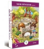 4.sınıf Hikayeleri Mor Dinozor Kıvılcım Hikaye Seti (10 Kitap) 5r
