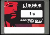 Kıngston Ssdnow Kc400 1 Tb 2.5