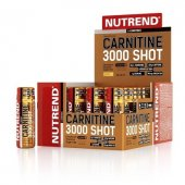 Nutrend L Carnitine Shot 3000mg 20 Ampül