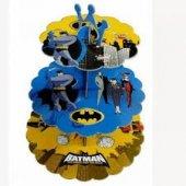Batman Cupcake Kek Stand