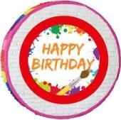 Happy Birthday İ Bo Veya Dolu Pinyata + Sopas