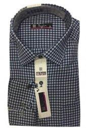 Safir 02254 Klasik Kesim Uzun Kol Gömlek