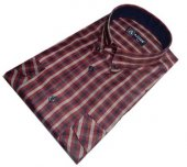 Atilla Özer 02254 Klasik Kesim Uzun Kol Gömlek