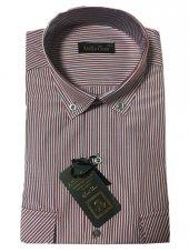 Atilla Özer 03320 Kısa Kol Klasik Gömlek