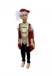 Bebek Kral Kostümü Lüks
