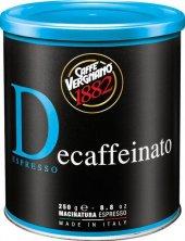 Caffe Vergnano 100 Arabica Decaf Öğütülmüş Kahve 250 Gr
