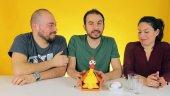 Gıt Gıt Gıdak Yumurtlayan Tavuk Eğitici Çocuk Kutu Oyunu
