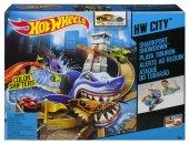 Hot Wheels Çılgın Sharky Renk Değiştiren Araba Oyun Seti