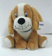 30cm Sevimli Masum Köpek Peluş Oyuncak,kaliteli Sağlıklı, Peluşcu