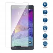 Samsung C9 Pro Kırılmaz Cam Tempered 9h Ekran Koruma