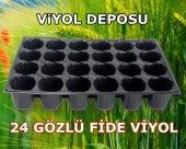 24 Gözlü Fide Viyol (10 Adet)tohum Çimlendirme Viyolü