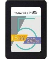 Team Group 240gb L5 Lıte Sata Iıı Ssd Hard Disk 500 400 Mb S