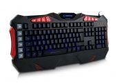 Everest Rampage Spectra R5 7 Renkli Makrolu Gaming Klavye