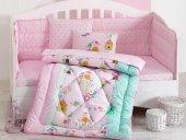 Cotton Box Bebek Uyku Setı Kuş Bahçesi Lila