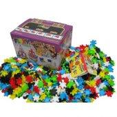 Eğitici Oyuncak Flexy Tangles 750 Parça Lego Oyuncak Lego Puzzle