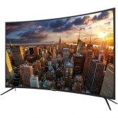 Sunny 55inç Curved 800hz Ultra Hd Uydu Alıcılı Smart Led Tv
