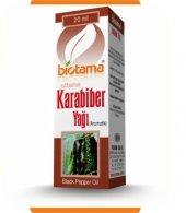 Biotama Karabiber Yağı
