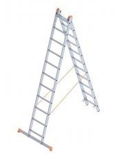 Saraylı A Tipi Endüstriyel Merdivenler 2 Kademeli 2x11