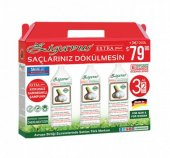 Zigavus Extra Plus Sarımsaklı Şampuan 250ml 3 Al 2...