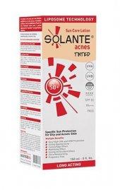 Solante Acnes Tinted Renkli Güneş Koruyucu Losyon Spf50 150ml