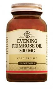 Sol Gar Evening Primrose Oil 500mg 90 Kapsül Skt 08 2021