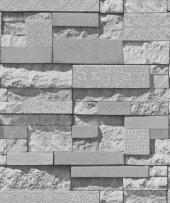 Exclusive 9200 Taş Desenli Yerli Duvar Kağıdı