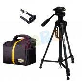 Nikon Omuz Çantası + 146cm Profesyonel Tripod D750...