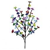 Ledli Dekoratif Çiçek Dalları Aydınlatma Pilleriyle Beraber
