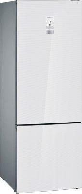 Siemens Kg56nlw30n İq500 Nofrost Beyaz Cam Buzdolabı