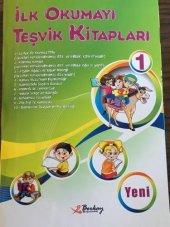 1.sınıf İlk Okumayı Teşvik Kitapları Berkay Yayınları