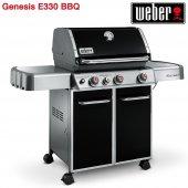 Weber Genesis E330 Çok Fonksiyonlu Gazlı Mangal