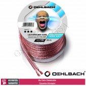 Oehlbach 105 2 X 1,5mm 20mt Oksijensiz Bakır Hoparlör Kablosu