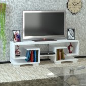 Kalender Dekor Cadedra Tv. Ünitesi Beyaz