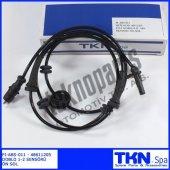Fiat Doblo 1 2 Abs Sensörü Ön Sol Oem 48611205
