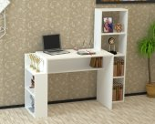 Kalender Dekor Alfonso Çalışma Masası Beyaz