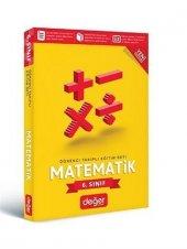 Değer 6. Sınıf Öğrenci Takipli Eğitim Seti Matematik
