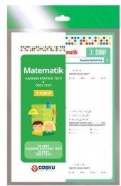 Coşku 7. Sınıf K.k Testi Ve Ödev Testi Matematik