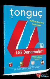 Tonguç 4lü Lgs Denemeleri Tonguç Akademi Yayınları