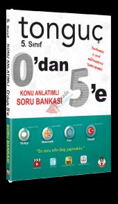 Tonguç 5.sınıf 0 Dan 5 E Konu Anlatımlı Soru Bankası Tonguç Akademi Yayınları