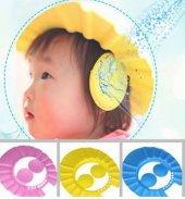 Agubugu Baby Bebek Çocuk Banyo Şapkası Sarı