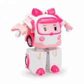 Robocar Poli Robot Işıklı Figür Amber