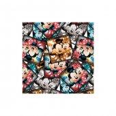 Mickey 2 Canvas Tablo 40x40 Cm