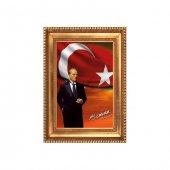 Atatürk 10 Kanvas Tablo 50x70 Cm