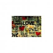 Love Art Notebook Sticker